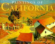 Cover of: Paintings of California |