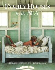 Cover of: Family houses by the sea
