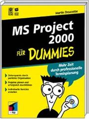 Cover of: MS Project 2000 Für Dummies