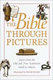 Cover of: The Bible through pictures by Beard, Frank