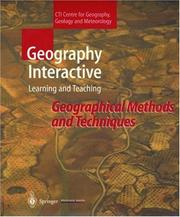 Cover of: Geography Interactive: Learning and Teaching | Geology and Meteorology CTI Centre for Geography