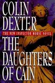 Cover of: Daughters Of Cain, The