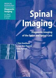 Cover of: Spinal Imaging |