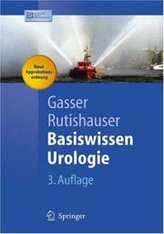 Cover of: Basiswissen Urologie |
