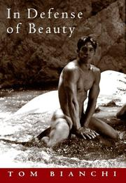 Cover of: In Defense of Beauty