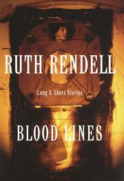 Cover of: Blood Lines: Long and Short Stories