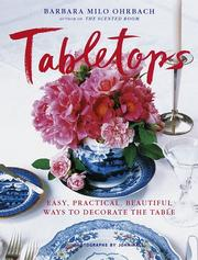 Cover of: Tabletops