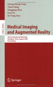 Medical Imaging and Augmented Reality by