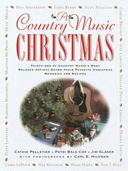 Cover of: A country music Christmas