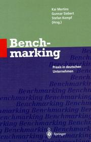 Cover of: Benchmarking | K. Mertins