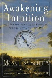 Cover of: Awakening intuition | Mona Lisa Schulz