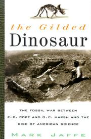 Cover of: The Gilded Dinosaur
