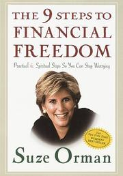 Cover of: The  9 steps to financial freedom | Suze Orman
