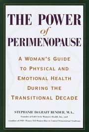 Cover of: The power of perimenopause