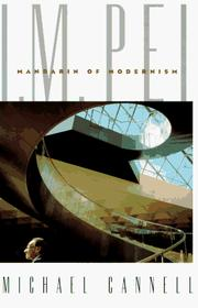 Cover of: I.M. Pei | Michael Cannell