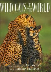 Cover of: Wild cats of the world