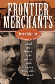 Frontier merchants by Jerry Stanley