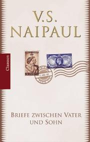 Cover of: Briefe zwischen Vater und Sohn by V. S. Naipaul