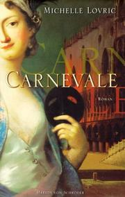 Cover of: Carnevale. Roman