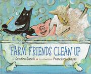 Cover of: Farm friends clean up