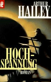Cover of: Hochspannung