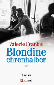 Cover of: Blondine ehrenhalber