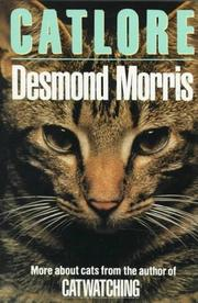 Cover of: Catlore | Desmond Morris