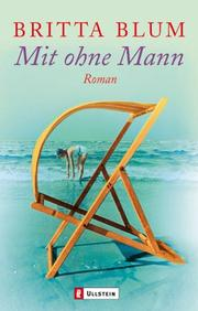 Cover of: Mit ohne Mann