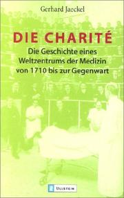Cover of: Die Charite