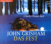 Cover of: Das Fest. 4 CDs