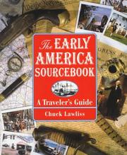 Cover of: The early America sourcebook | Chuck Lawliss