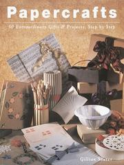 Cover of: Papercrafts