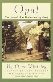 Cover of: Opal | Opal Whiteley