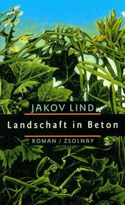 Cover of: Landschaft in Beton