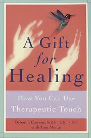 Cover of: A gift for healing | Deborah Cowens