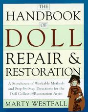 Cover of: The handbook of doll repair and restoration