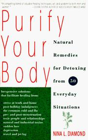 Cover of: Purify your body