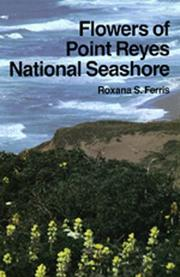 Cover of: Flowers of the Point Reyes National Seashore
