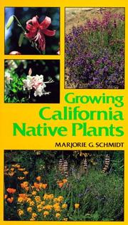 Growing California Native Plants