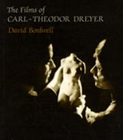 Cover of: The films of Carl-Theodor Dreyer | David Bordwell