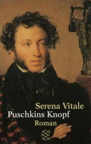 Cover of: Puschkins Knopf