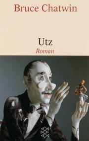 Cover of: Utz. Großdruck. Roman