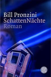 Cover of: SchattenNächte
