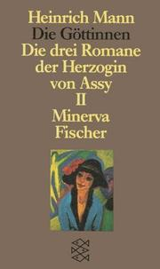 Cover of: Die Göttinnen II. Minerva