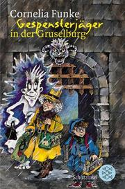 Cover of: Gespensterjäger in der Gruselburg