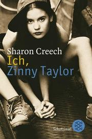 Cover of: Ich, Zinny Taylor.