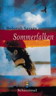 Cover of: Sommerfalken.