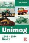 Cover of: Typenkompass Unimog Band 1. 1948-1974
