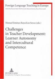 Cover of: Challenges in Teacher Development |