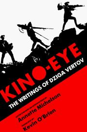 Cover of: Kino-Eye | Dziga Vertov